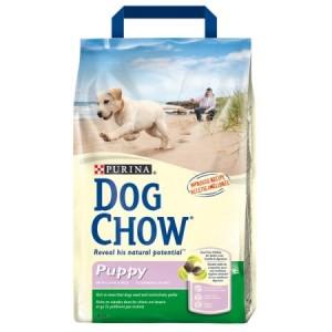 Dog Chow PUPPY ★ корм для щенков всех пород