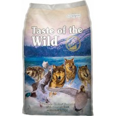 TASTE OF THE WILD WETLANDS CANINE FORMULA - корм для собак с мясом жареной дичи