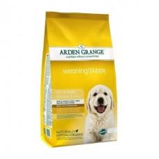 Arden Grange Weaning Puppy Chicken & Rice - корм сухой для щенков от 3 недель