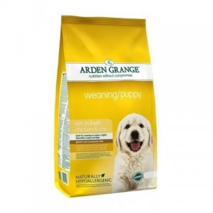 Arden Grange (Арден Грендж) Weaning Puppy - корм сухой для щенков от 3 недель