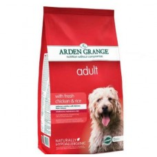 Arden Grange Adult Chicken & Rice - сухой корм для собак / курица с рисом