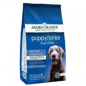 Arden Grange (Арден Грендж) Puppy Junior Large Breed - корм для щенков и юниоров крупных пород
