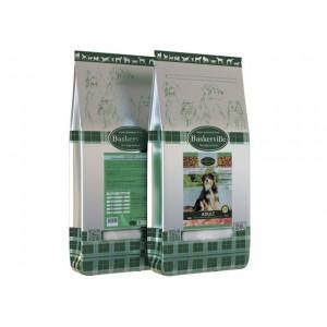 Купить немецкий сухой корм Baskerville, корм для взрослых собак Баскервиль с мЯсом птицы, доставка корма для собак по Киеву и Украине