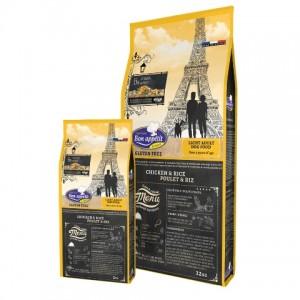 Сбалансированный облегченный корм для собак склонных к полноте «Bon Appetit Adult Dog Light Chicken & Rice»   Корм низкокалорийный «Бон Аппетит»: содержит 55% мяса курицы с рисом   Страна-производитель: Франция   Petplus