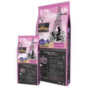 Сбалансированный корм для щенков «Bon Appetit Puppy Chicken & Rice» | Корм Щенки Курица Рис - «Бон Аппетит»: содержит хондроитин и глюкозамин | Страна-производитель: Франция | Petplus
