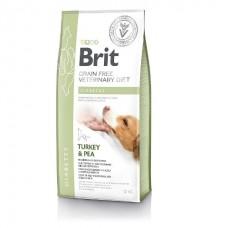 Brit Veterinary Diet Dog Grain Free Diabetes - беззерновая диета при диабете у собак