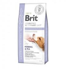 Brit Veterinary Diet Dog Grain Free Gastrointestinal - беззерновая диета при острых и хронических гастроэнтеритах у собак