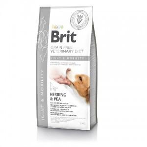 Brit Veterinary Diet Dog Grain Free Joint and Mobility - беззерновая диета при заболеваниях суставов и нарушениях подвижности у собак