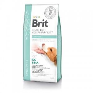 Brit Veterinary Diet Dog Grain Free Struvite - беззерновая диета при струвитном типе МКБ для собак