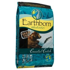 Earthborn Holistic Coastal Catch - беззерновой корм для собак всех пород / рыба, картофель