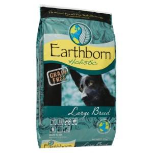Earthborn Holistic Large Breed - беззерновой корм для собак крупных пород