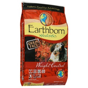 Эрсборн Вайт Контроль - беззерновая диета для взрослых собак - контроль веса «Earthborn Holistic Weight Control Grain Free Dry Food Dog» | Petplus