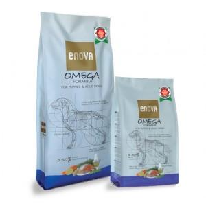 Суперпремиальные беззерновые корма «Enova Formula OMEGA Adult Dogs» | Корм «Энова Формула Омега Собаки Взрослые»: здоровье желудочно-кишечного тракта | страна-производитель: Италия | Petplus