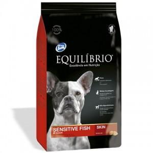 Equilíbrio (Эквилибрио) Sensitive Fish All Breeds - корм для собак всех пород склонных к аллергии
