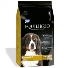 Equilibrio Dog Mature Longevity - корм для пожилых собак средних и крупных пород