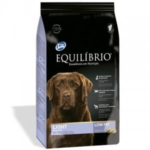 Equilíbrio (Эквилибрио) Adult Light Low Fat - корм для собак средних и крупных пород склонных к полноте