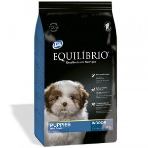 Equilíbrio (Эквилибрио) Puppies Small Breed - корм для щенков малых пород