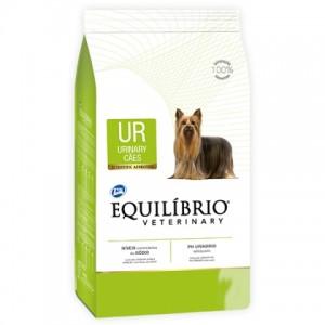 Equilíbrio Veterinary Urinary (UR) - лечебный корм для собак при мочекаменной болезни