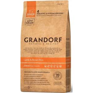 Grandorf Sensitive Care Holistic Lamb & Rice Junior - корм для юниоров всех пород / ягненок с рисом