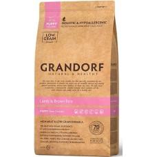 Grandorf Sensitive Care Holistic Lamb & Rice Puppy - корм для щенков всех пород / с ягненком и рисом