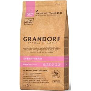 Grandorf (Грандорф) Sensitive Care Holistic Lamb & Rice Puppy - корм для щенков всех пород / с ягненком и рисом