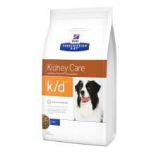 Hill's Prescription Diet K/D Canine - заболевание почек у собак