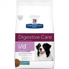 Hill's Prescription Diet Canine I/D Sensitive - корм для собак с чувствительным желудком при расстройствах пищеварения