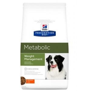 Hill's Prescription Diet Metabolic Canine для поддержания и снижения веса
