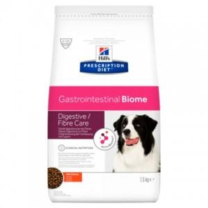 Лечебный корм для собак Hill's PD Gastrointestinal Biome Canine активно поддерживает регулярный нормальный стул и помогает снижать риск нарушения пищеварения в будущем