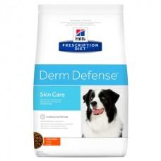 Hill's Prescription Diet Canine Derm Defense - корм для уменьшения аллергических реакций на компоненты окружающей среды