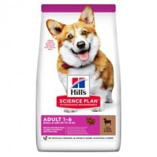 Hill's SP Canine Adult Small & Miniature Lamb & Rice - корм для маленьких собак / Ягненок с рисом