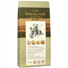 Hubertus Gold Junior Poultry&Rice - сухой корм для щенков и молодых собак с птицей и рисом
