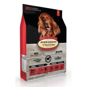 Купить сухой корм для собак всех пород c ягненком Oven-Baked Tradition Dog Foods For All Breeds Lamb (Канада) - Petplus