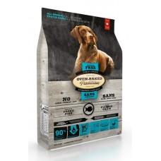 Oven-Baked Tradition Grain-Free Dog Food For All Breeds Fish - беззерновой корм для собак всех пород c рыбой