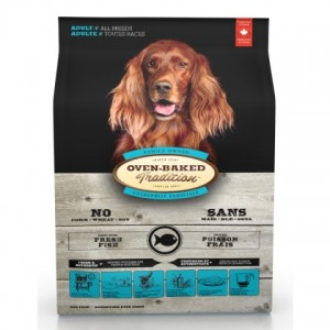 Oven-Baked Tradition (Овен-Бакед Традишн) Adult Dog Foods All Breed Fish - корм для собак всех пород c рыбой