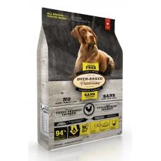Oven-Baked Tradition Grain-Free Dog Food For All Breeds Chicken - беззерновой корм для собак всех пород c курицей