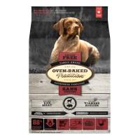 Oven-Baked Tradition Grain-Free Dog Food All Breeds Red Meats - беззерновой корм для собак всех пород из красного мяса