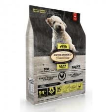 Oven-Baked Tradition Grain-Free Small Breed Chicken - беззерновой корм для собак малых пород с курицей