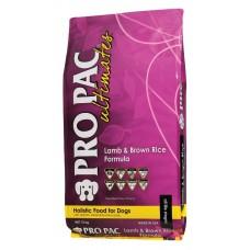 Pro Pac Ultimates Lamb Meal & Brown Rice Dry Dog Food - сухой корм для собак с бараниной и коричневым рисом