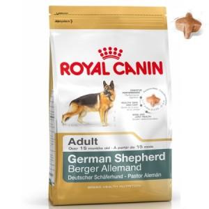 Royal Canin German Shepherd Adult (Немецкая овчарка старше 15 месяцев)