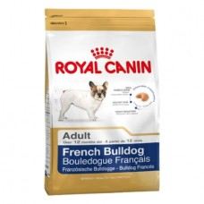 Royal Canin French Bulldog Adult - Французский бульдог старше 12 месяцев