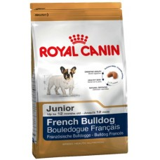 Royal Canin French Bulldog Junior - корм для щенков французского бульдога