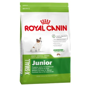 Royal Canin X-Small Junior (для щенков 0-4 кг)