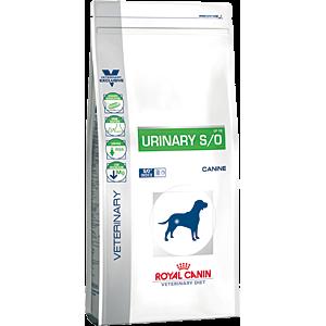 Royal Canin Urinary Canine для собак при лечении мочекаменной болезни