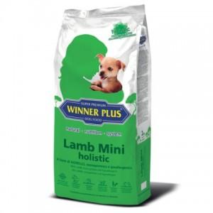 Cухой корм «Виннер Плюс» - «Winner Plus» для собак маленьких пород с ягненком и картофелем