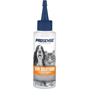 Лосьон для ухода за ушами у собак и кошек 8in1 «Pro-Sense»