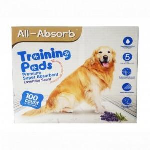 All-Absorb Premium Training - пеленки для собак
