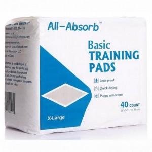 All-Absorb «Олл-Абсорб» Basic Training - пеленки для собак и щенков