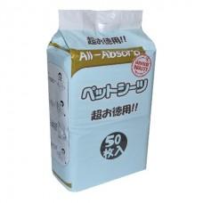 All Absorb BASIC JAPAN STYLE - пеленки для щенков и собак малых пород