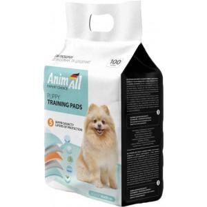 «AnimAll Puppy Training Pads» пеленки предназначены для собак и приучения щенков к туалету: найти сейчас в зоомагазине Petplus: описание, фото